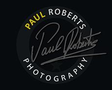 Paul Roberts Photography Sheffield Logo
