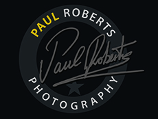 Paul Roberts Photography Logo